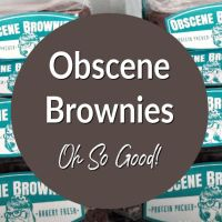 Obscene Brownies – Oh So Good!