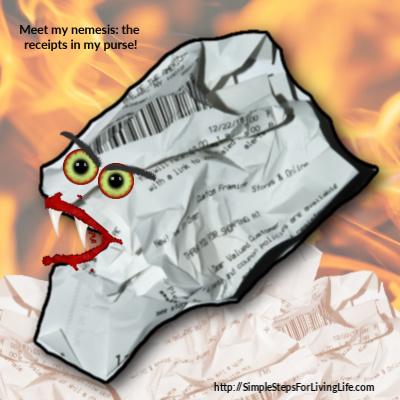 evil receipts