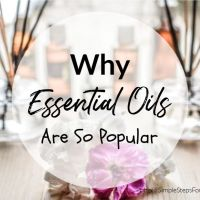 Why Essential Oils Are So Popular