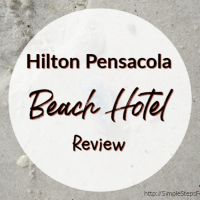 Hilton Pensacola Beach Hotel Review