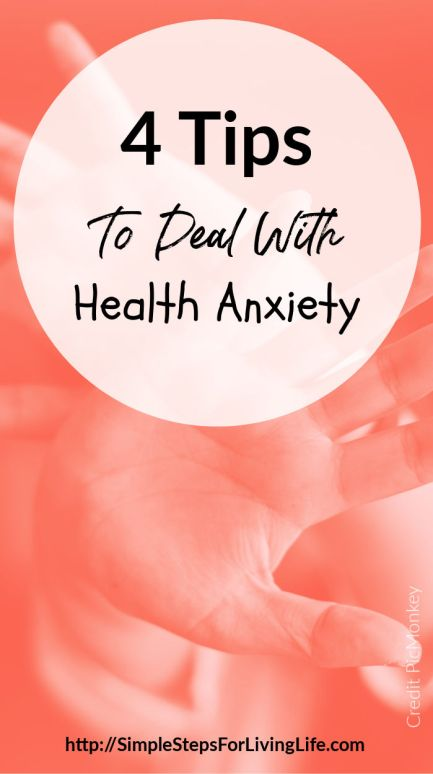 Tips to deal with health anxiety