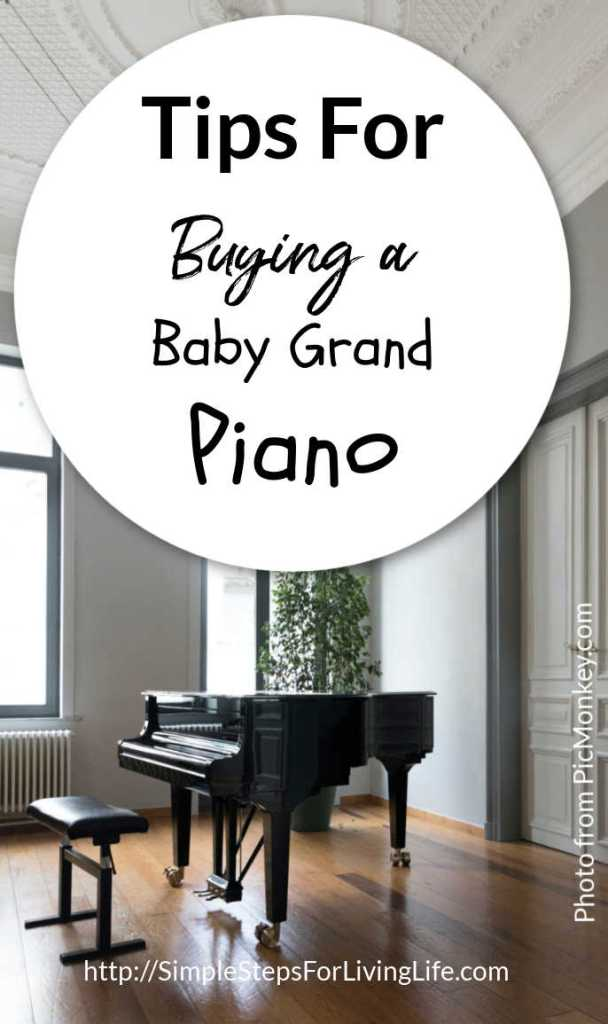 Tips for buying a baby grand piano featured