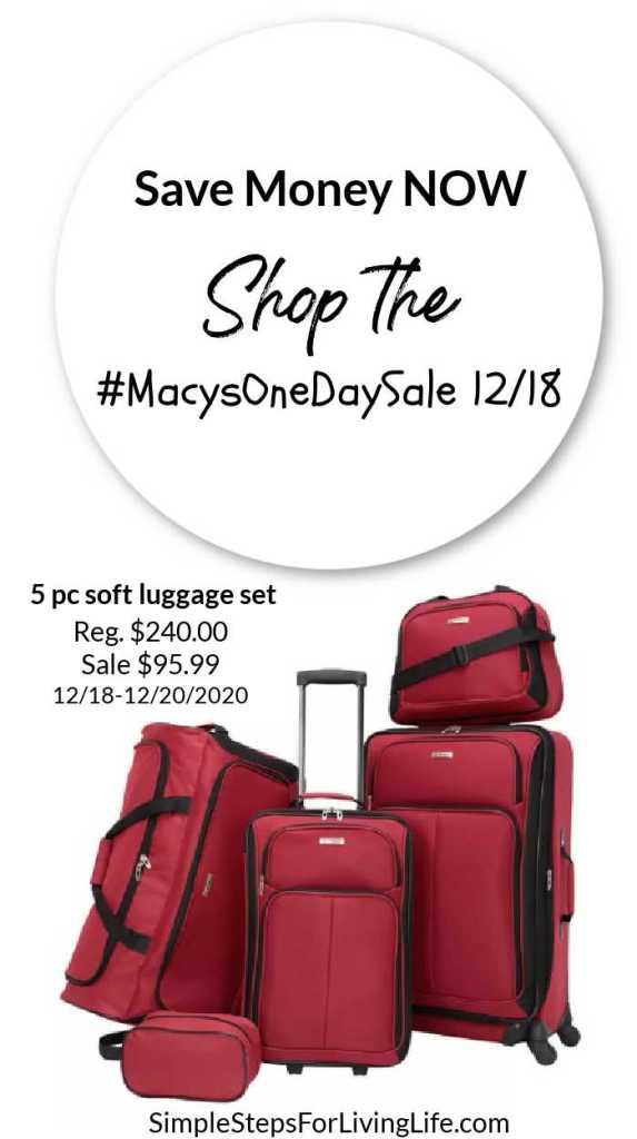macys one day sale