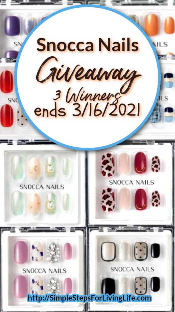 snocca nails giveaway
