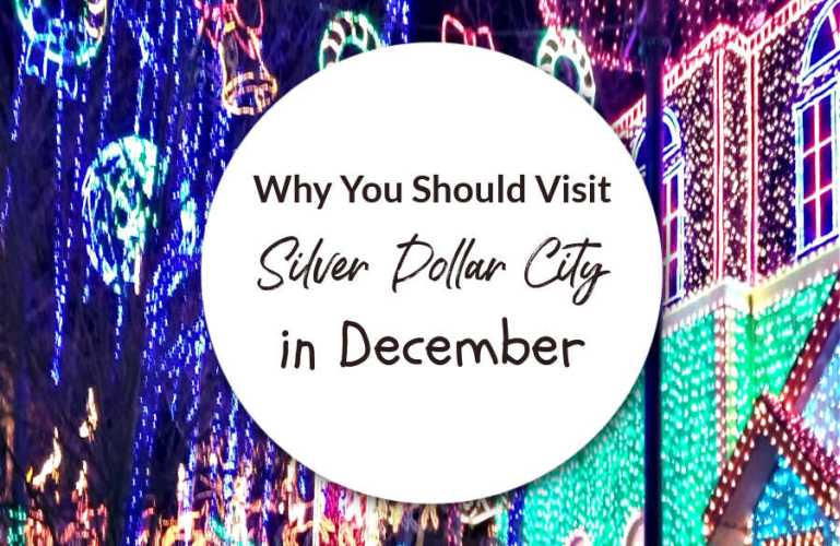 Why You Should Visit Silver Dollar City in December
