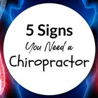 5 Signs You Need a Chiropractor