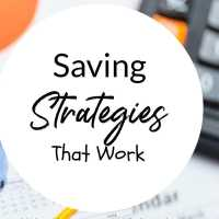 Saving Strategies That Can Work