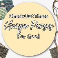 Check Out These Unique Purses For Good