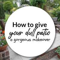 How To Give Your Dull Patio a Gorgeous Makeover