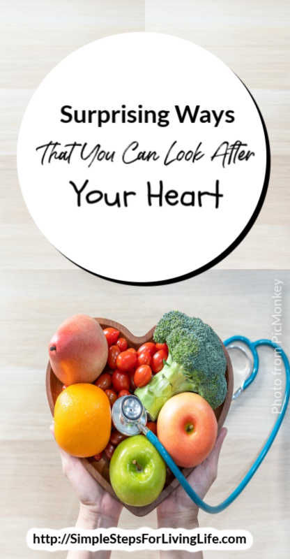 Looking for ways to help your heart health? Click here to check out these surprising ways!