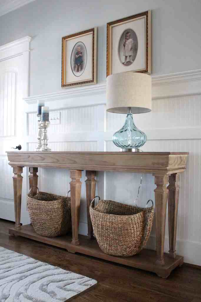 Get The Look: Coastal Console