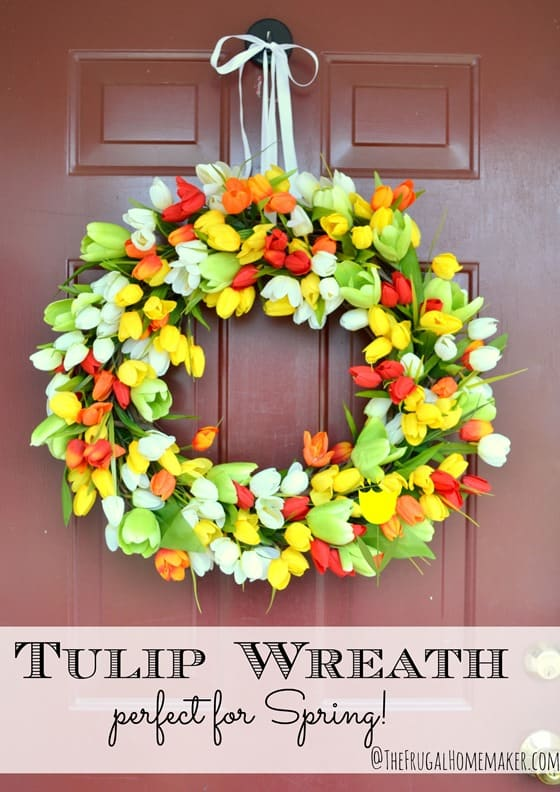 tulipwreath
