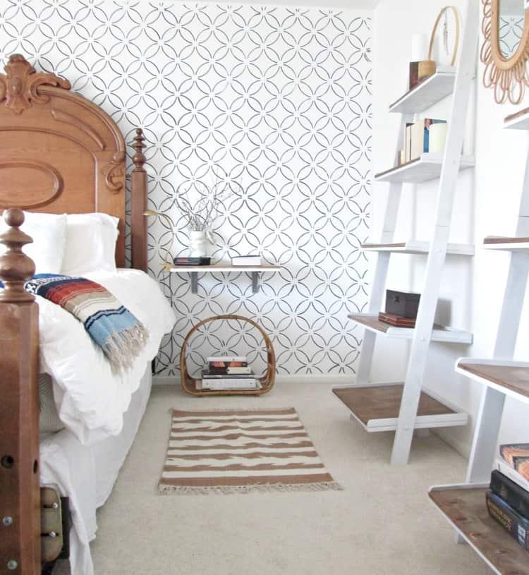 Chelsea's bedroom