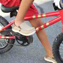 DIY Superhero Kid's Bike