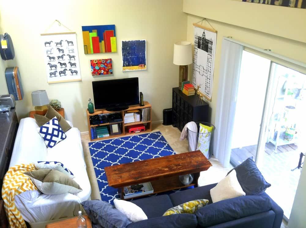Kate's Living Room