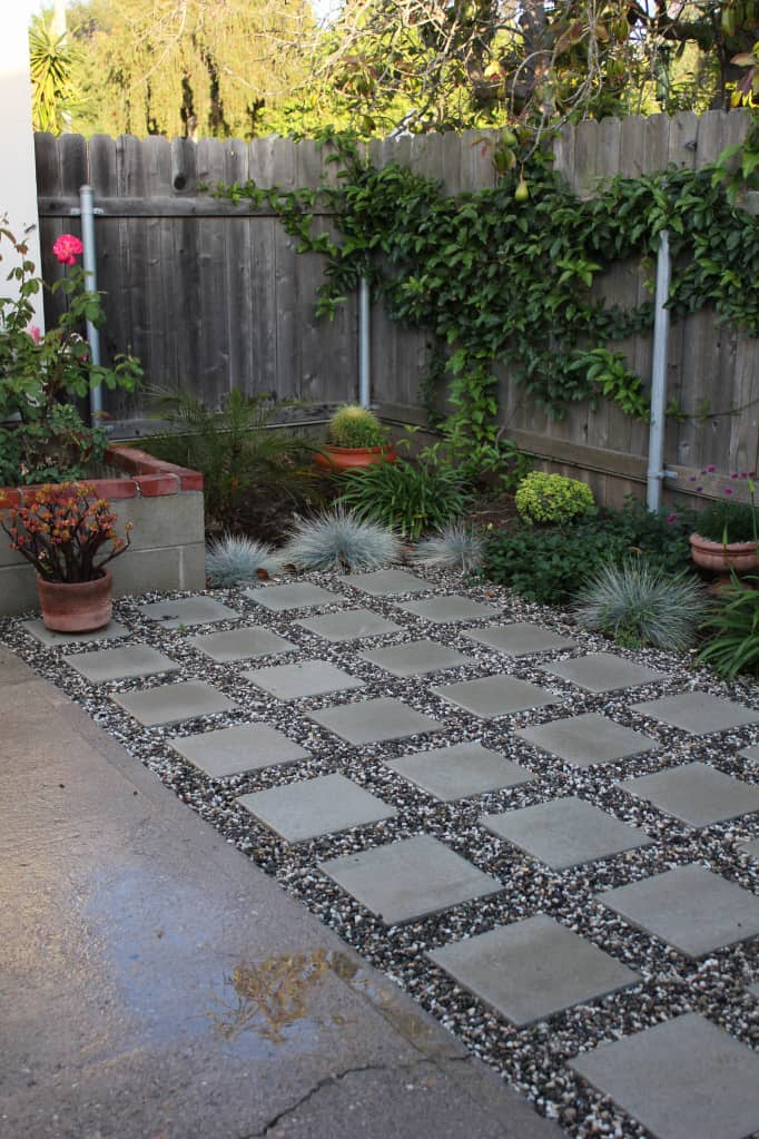 Lowe's Spring Makeover Landscaping Inspo