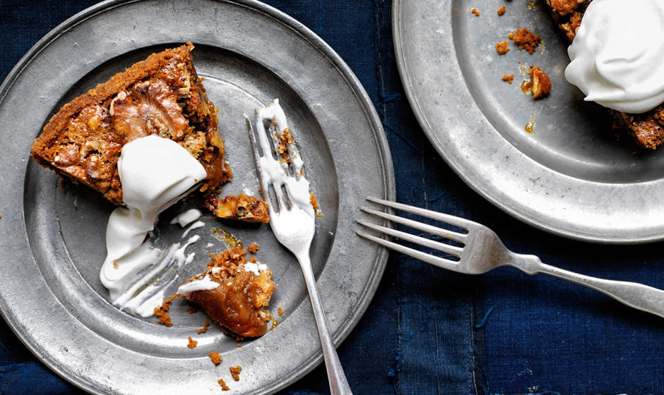 Favorite-Things-Friday-Vol-22--malted-walnut-pie