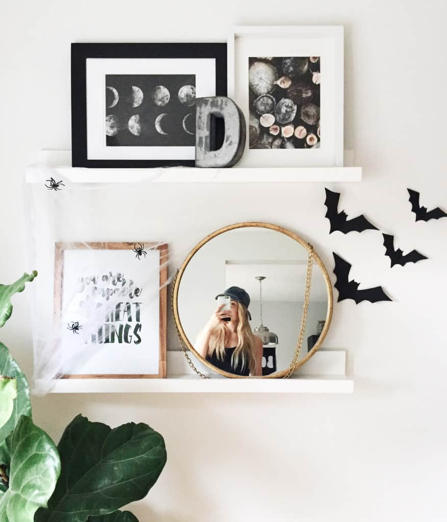 Home-of-the-Month-Halloween-Edition-Home-of-Little-DeKonings-shelves