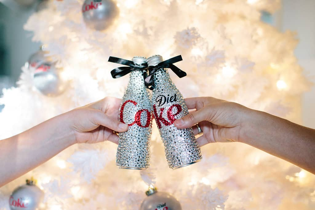 5 Tips for Hosting A Stylish Holiday Party & GIVEAWAY! #DietCokeHoliday