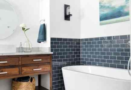 Master Bathroom Makeover Inspiration + Potential Project List