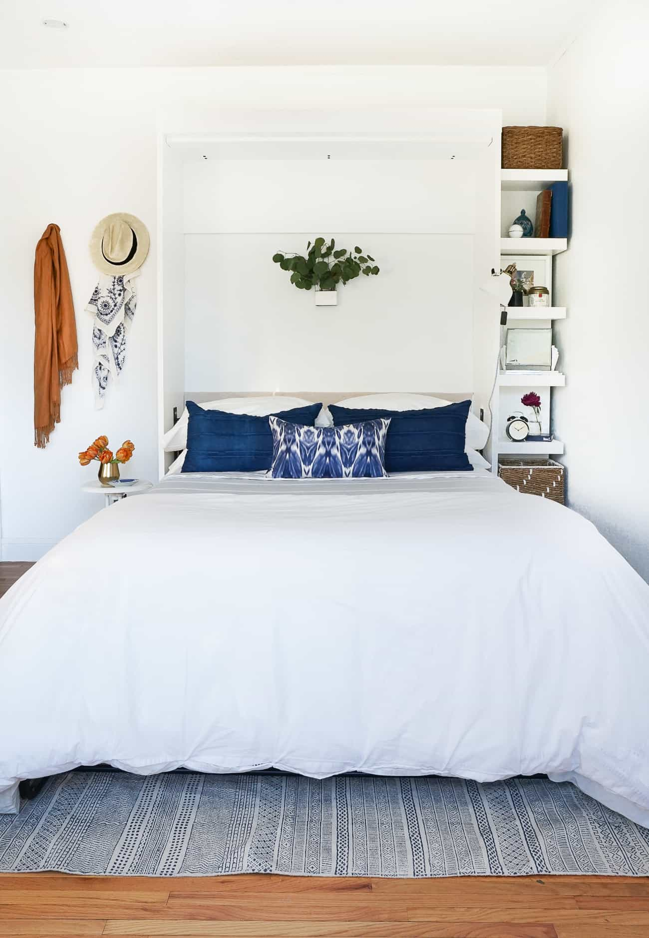 Home of the Month: Sunny Home of Francois et Moi-guest-bedroom