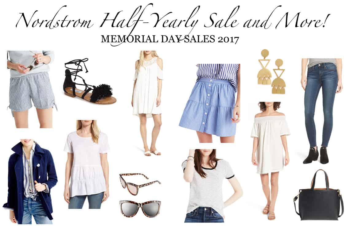Nordstrom Half-Yearly Sale + Memorial Day Sale Guide