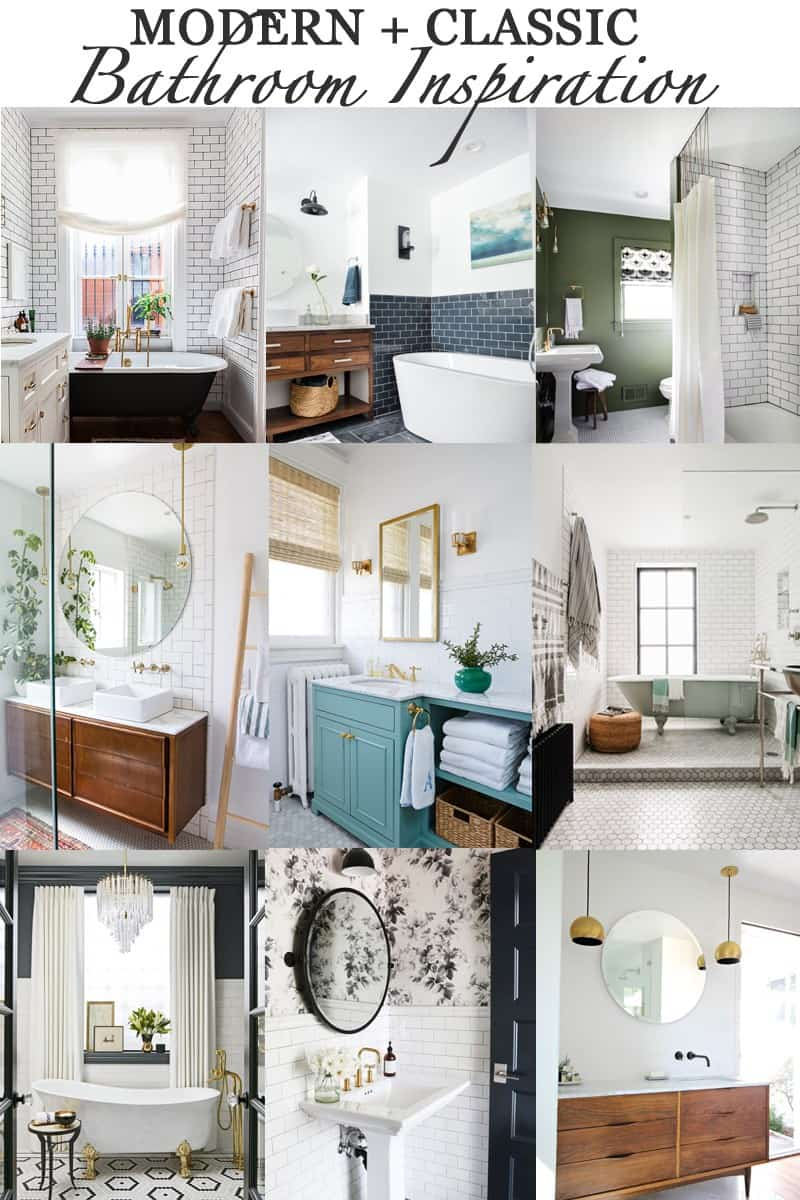 Our Master Bathroom Renovation Progress Report inspiration