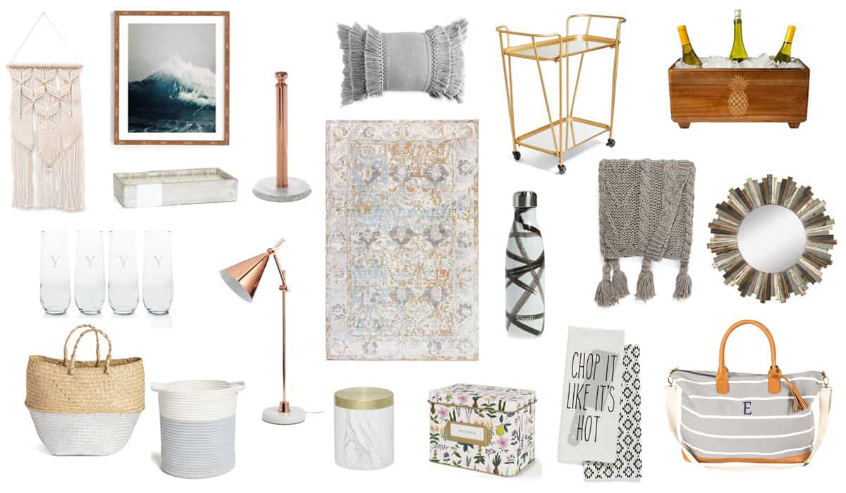 Home Design Gift Ideas: Nordstrom Anniversary Sale: Top Home Decor + Gift Ideas