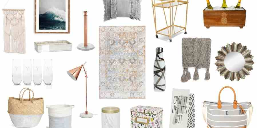 Nordstrom Anniversary Sale: Top Home Decor + Gift Ideas!