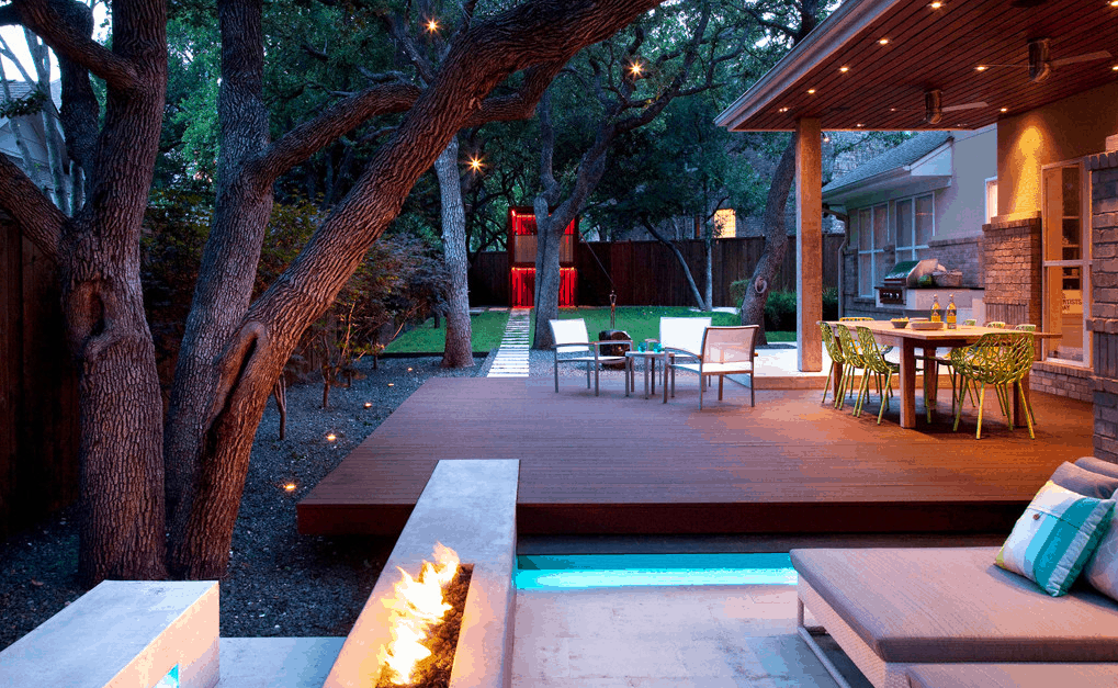 Outdoor Design Dreaming….Patios, Fire Pits + Hot Tubs Oh My! - Outdoor Design Dreaming....Patios, Fire Pits + Hot Tubs Oh My!
