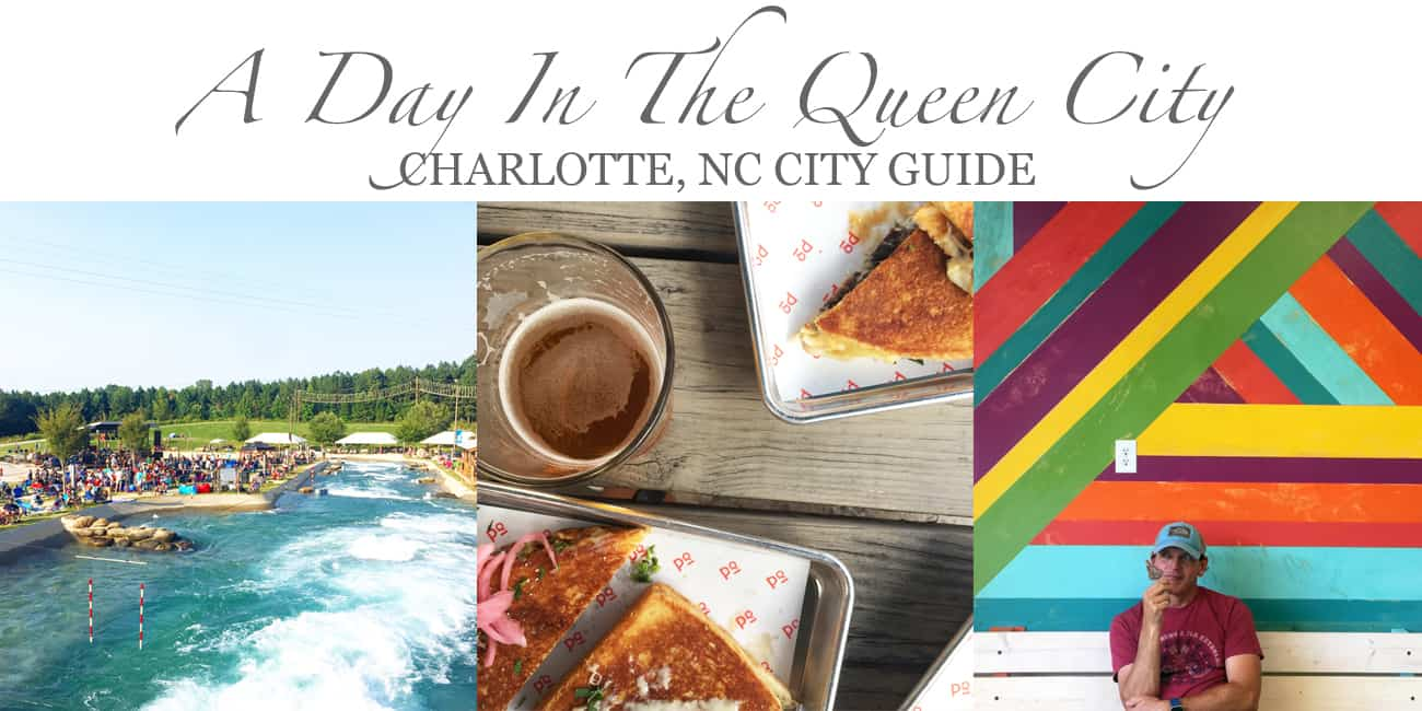 A Day Date in our Home Town: Charlotte City Guide (Part 1)