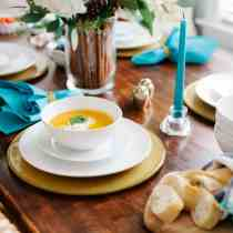 5 Tips For Throwing A Kick A$$ Holiday Dinner Party + Recipe
