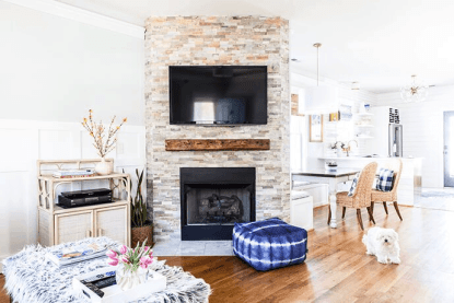 Top 5 Friday: 5 Tips For A Fresh Home In The New Year living room
