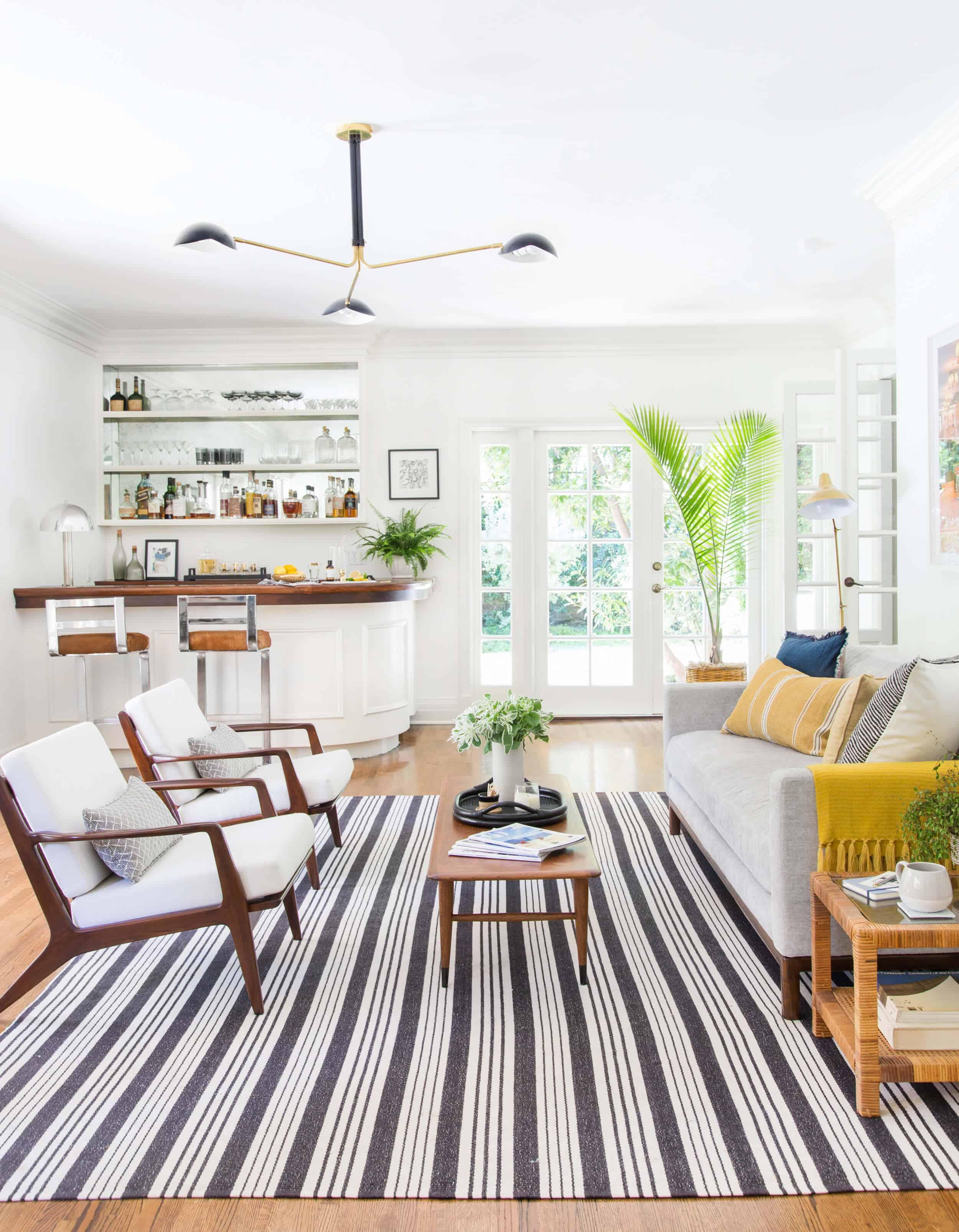 My Dream Living Room Design Board