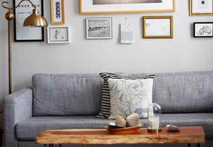 Home of the Month: Elaine's Stylish Brooklyn Studio
