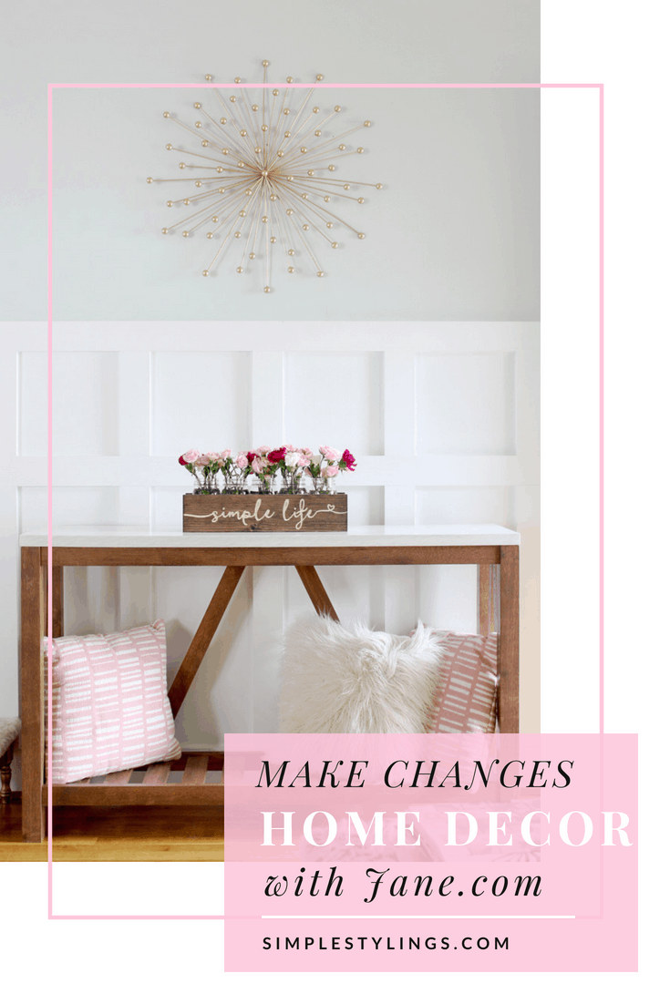 When The Home Decor Itch For Change Comes 'A Knockin'... Jane.com
