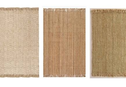 Top 5 Friday: Favorite Jute Rugs With Fringe Under $300