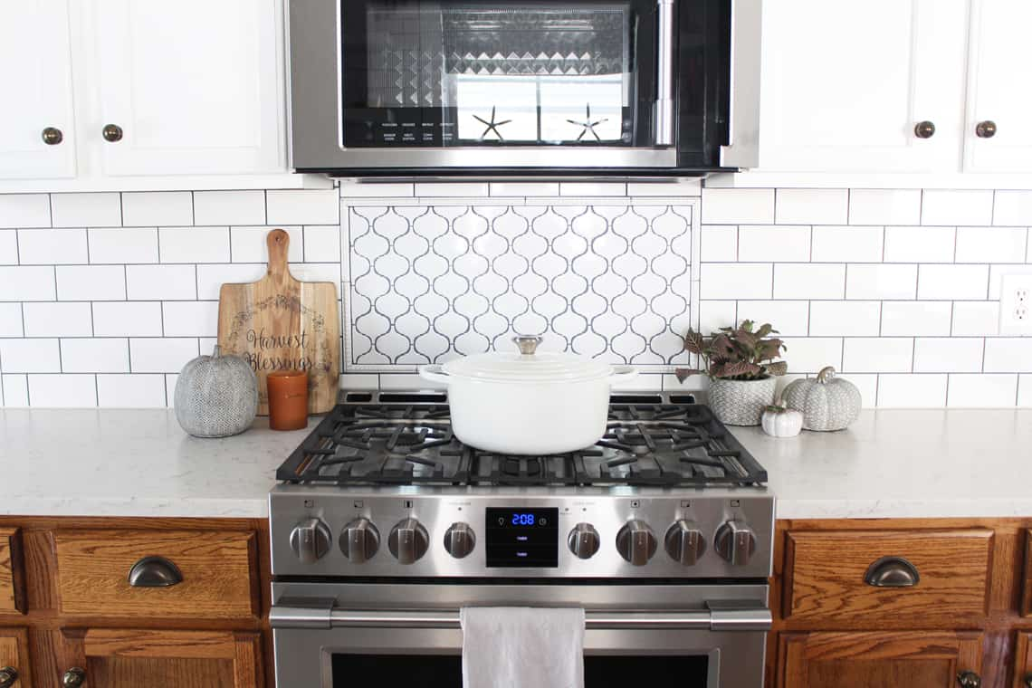 How To Decorate Your Kitchen for Fall + 2 Recipes! vignette