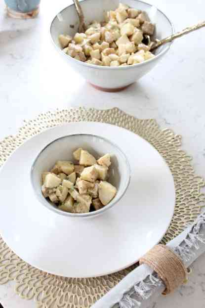 How To Decorate Your Kitchen for Fall + 2 Recipes! bowls
