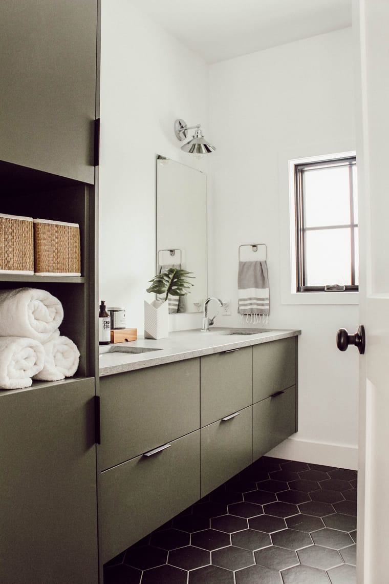 Home of The Month: Home of Little DeKonings Take 2 bathroom 2
