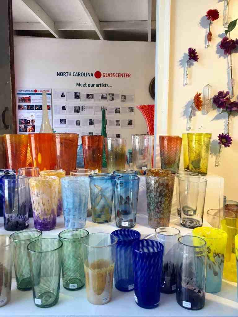 asheville nc glass center