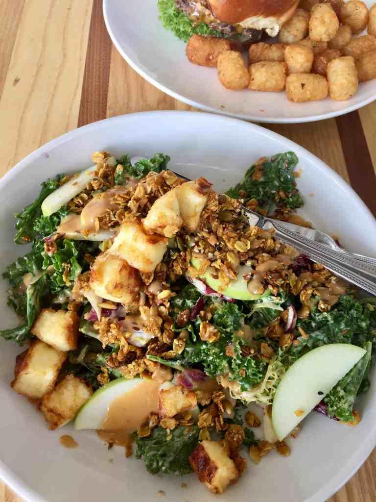 asheville salad