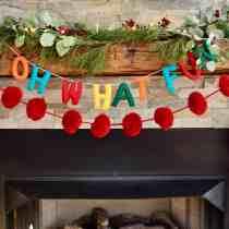 2019 Christmas Living Room Tour