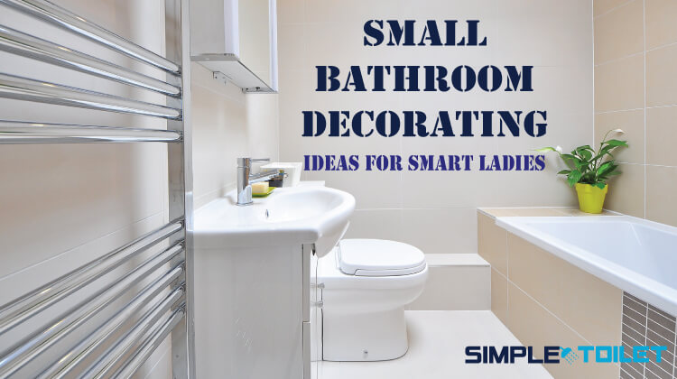 Small Bathroom Decorating Ideas For Smart Ladies In 2018
