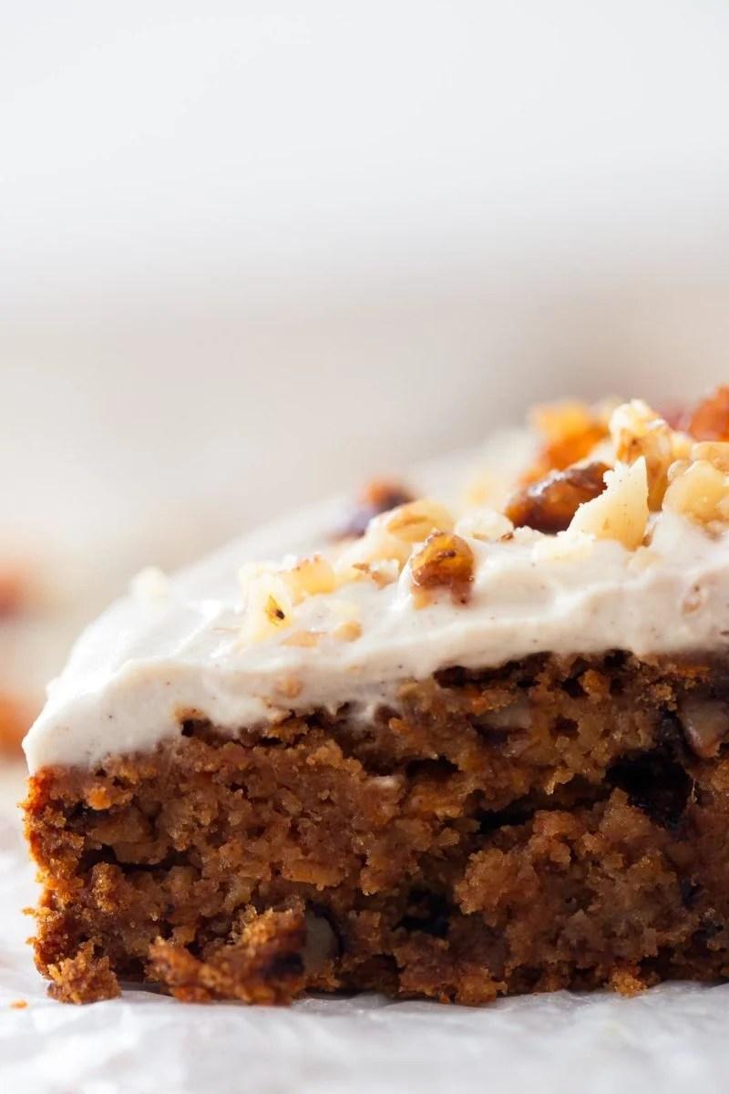 Vegan Carrot Cake Gluten Free Simple Vegan Blog