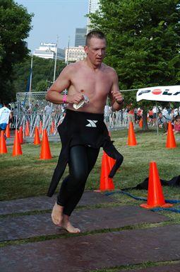 Scott Triathlon T1 Transition