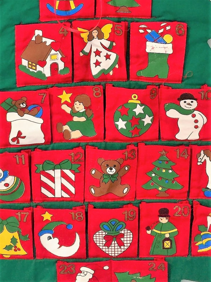 Advent Ideas for Toddlers