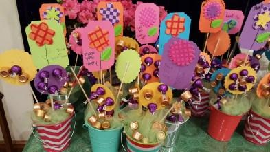 candy pots
