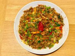 Photo For Beef Stir Fry Marinade