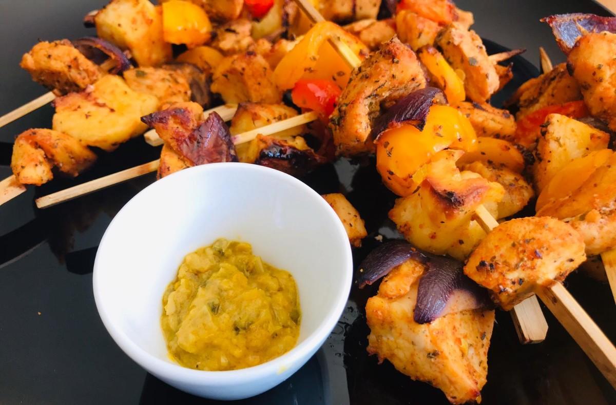 Chicken Kebab Marinade In 3 Simple Steps